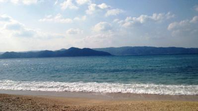 波穏やかな鯨浜3