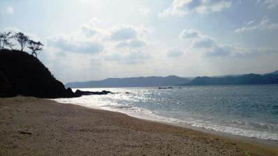 波穏やかな鯨浜4