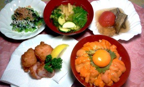 2012-06-11 18.36.16夕食