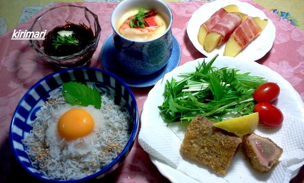 1-2012-05-27 20.16.28釜揚げしらす丼