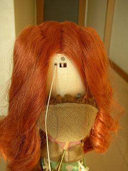キャロル 髪ほどく1
