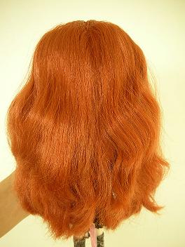 キャロル髪ほどく2