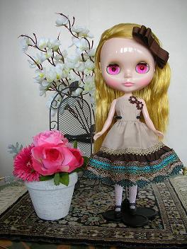 B*Bunnyさんドレス1