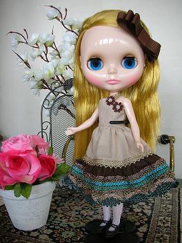 B*Bunnyさんドレス3