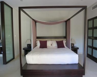 フュージョンマイア 客室 ベッドスペース1