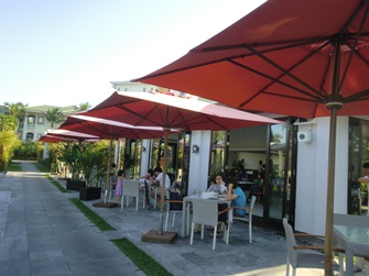 フュージョンマイア イタリアンレストラン FRSH