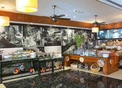 インターコン レストラン カフェドラック5