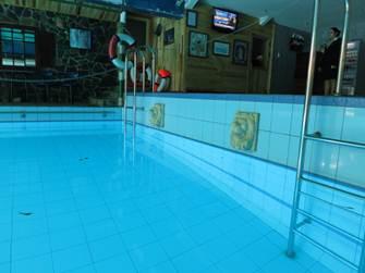ヘルスクラブ プール3