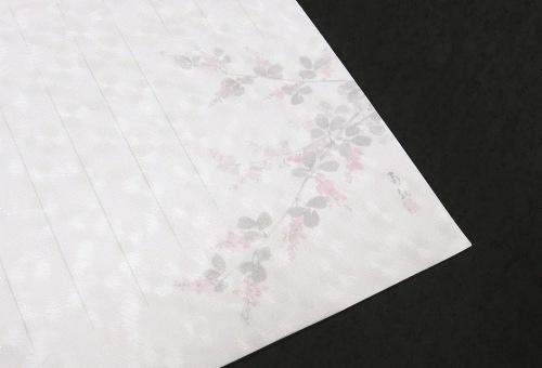 花静_和紙便箋(ペン毛筆両用・中身)