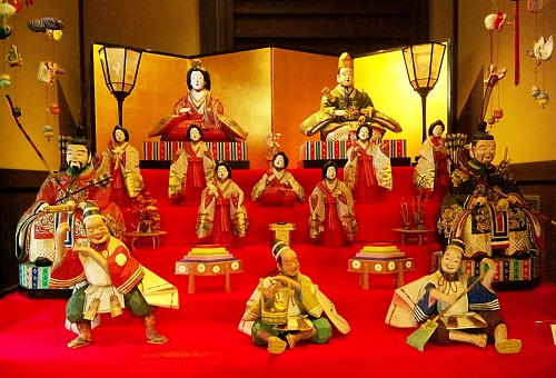 慶応2年雛人形