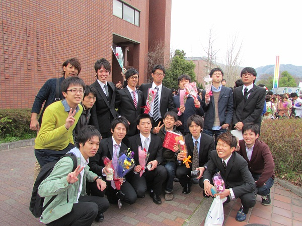 工繊卒業式'13-5