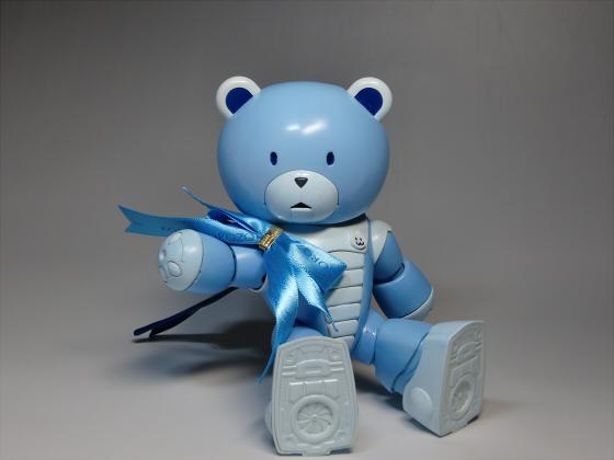 青いクマ・・・ッガイ01