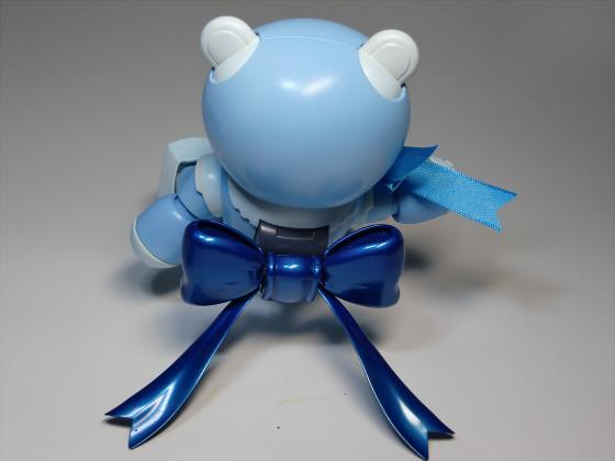 青いクマ・・・ッガイ02