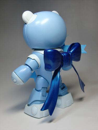 青いクマ・・・ッガイ04