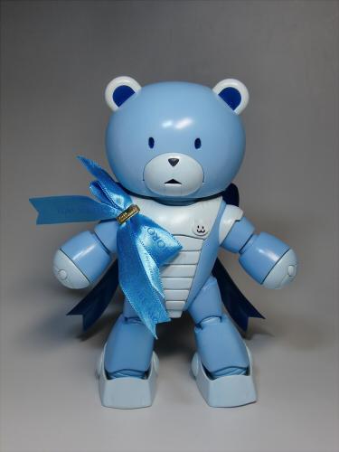 青いクマ・・・ッガイ05