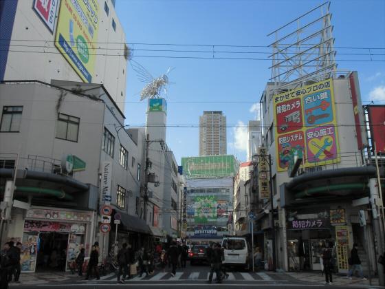 大阪日本橋13年末~14年頭01