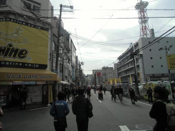 大阪日本橋13年末~14年頭20