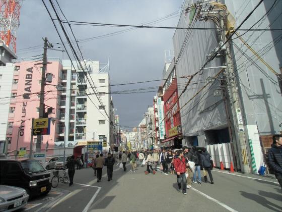 大阪日本橋13年末~14年頭21