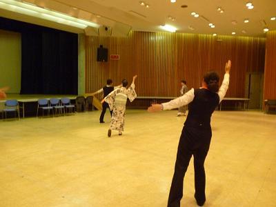 山口総踊り練習3