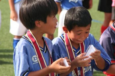 鴻巣ジュニアミニサッカー大会