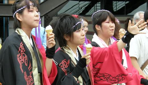 神戸よさこい祭2012(4)-1