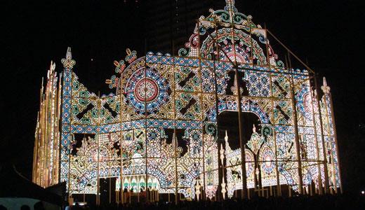 神戸ルミナリエ2012(3)-2