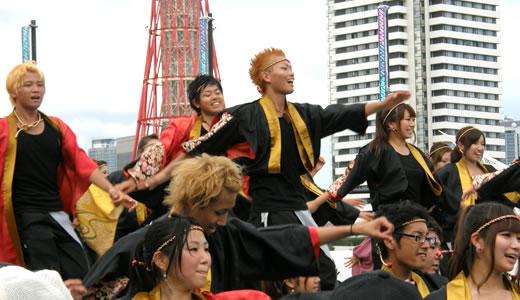 神戸よさこい祭2012(2)-2