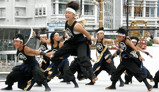 神戸よさこい祭2012(2)-3
