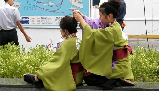 神戸よさこい祭2012(4)-2