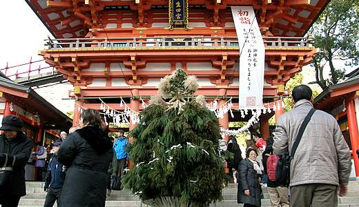 神戸初詣2013