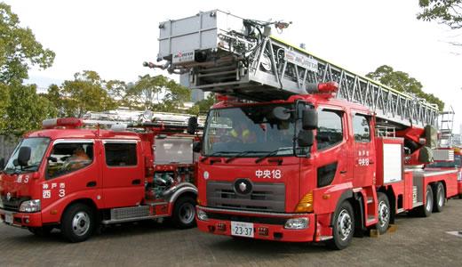 神戸市消防出初式2013(2)-4