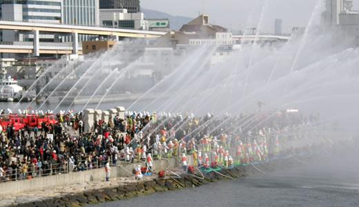 神戸市消防出初式2013(3)-4