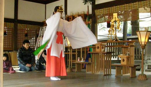 六甲八幡神社 厄神祭2014-4