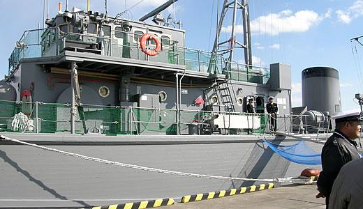 掃海艇 まきしま@海上自衛隊阪神基地隊(2)-2