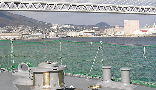 掃海艇 まきしま@海上自衛隊阪神基地隊(2)-3