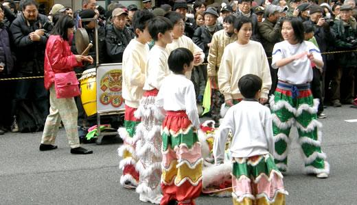 神戸南京町春節祭2013(4)-1