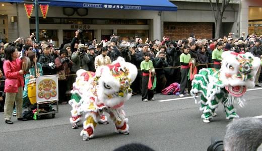 神戸南京町春節祭2013(4)-2