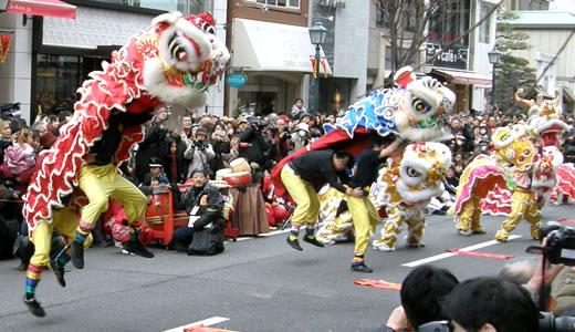 神戸南京町春節祭2013-2
