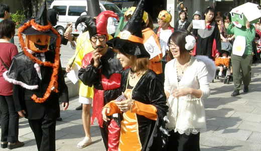 六甲アイランド収穫祭・ ハロウィン2012 & 技能グランプリ&フェスタ2012-1