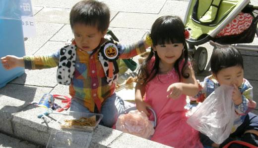 六甲アイランド収穫祭・ ハロウィン2012-3