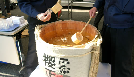 第10回櫻正宗蔵開き-2