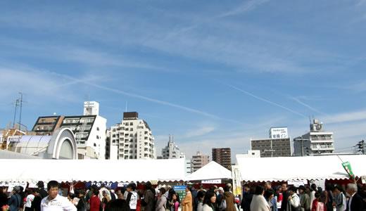 みのりの祭典2012 & こうべガーデンカフェ2012-2