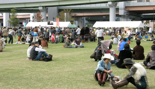 みのりの祭典2012 & こうべガーデンカフェ2012-3