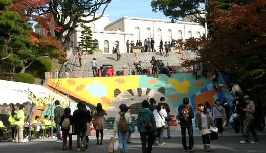 神戸大学六甲祭2012 & 豚饅サミット-1