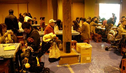 神戸酒心館蔵開き2012-2