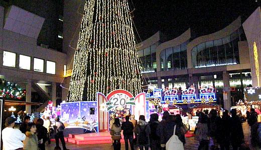 ドイツ・クリスマスマーケット大阪(2)-1