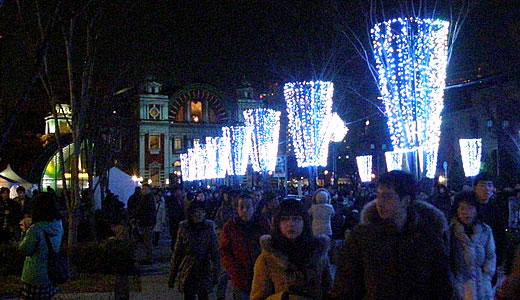 OSAKA光のルネサンス2012-1