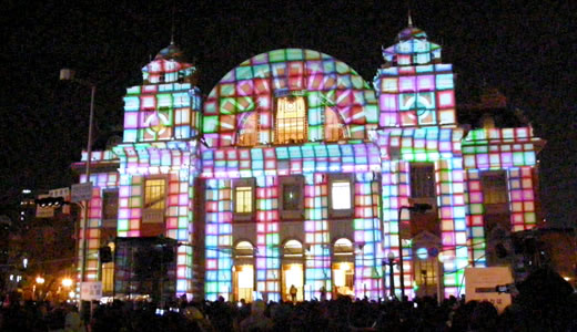 OSAKA光のルネサンス2012-3