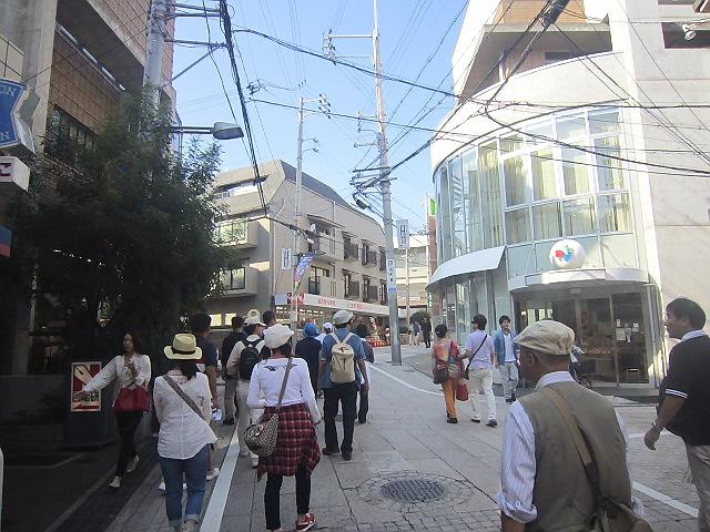 下町レトロ&くもの会『レトロでオシャレな街に潜入?!深江&岡本ツアー』No.2