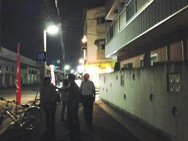 定例の兵庫下町飲み会の後半。次回は初の鷹取呑みツアーを企画中です♪